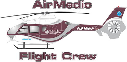 EC135#100 FLORIDA - AIRLIFE MEDIC