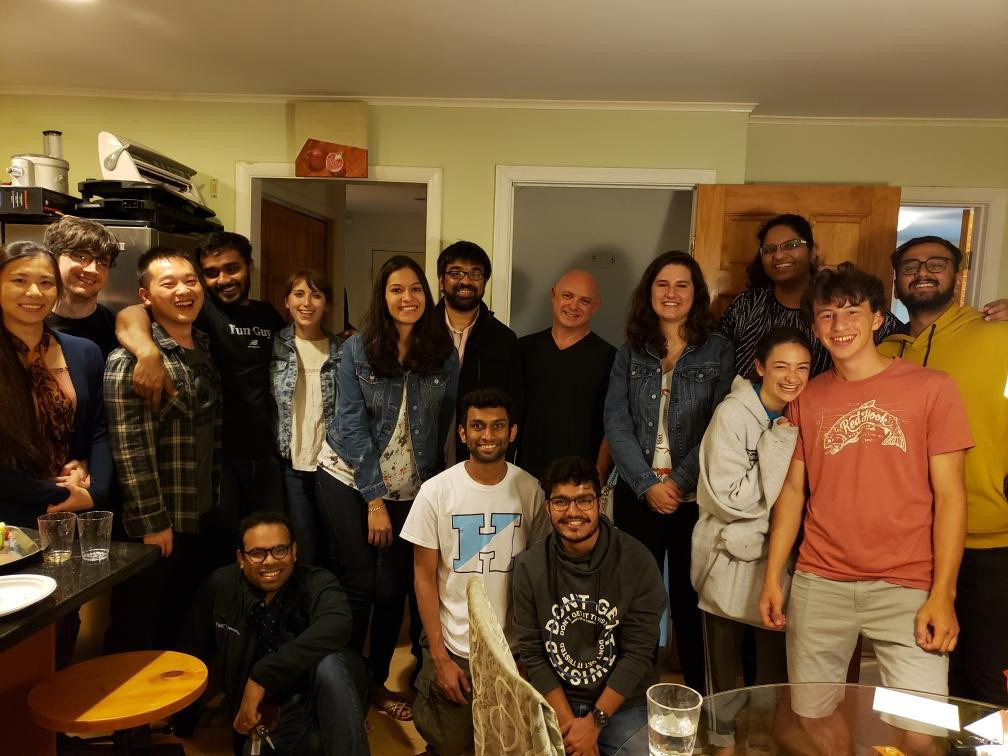 Ravi's Goodbye Party