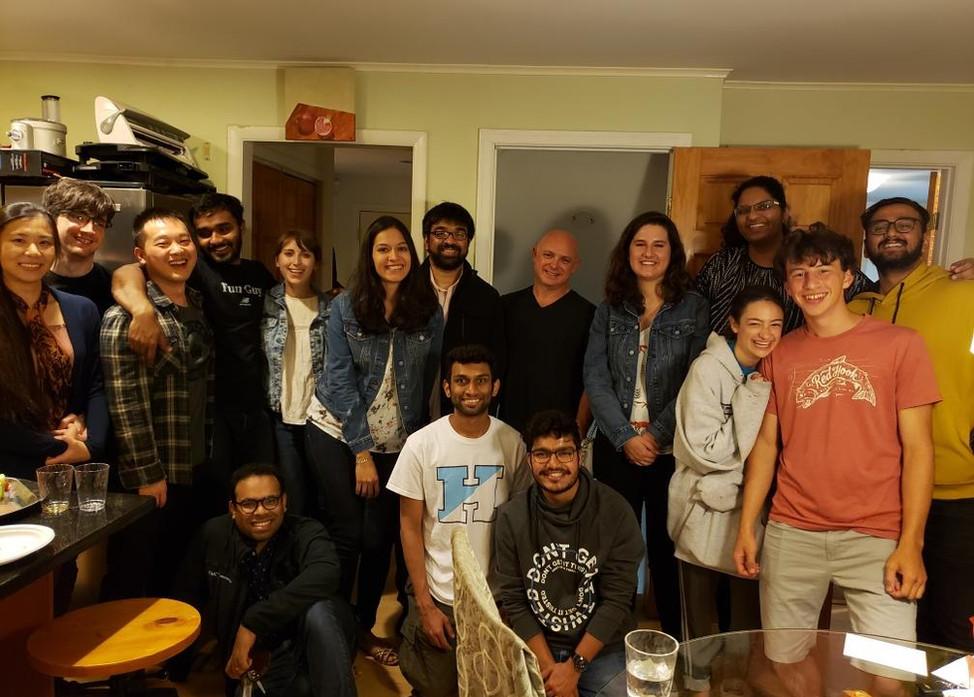 Ravi's Goodbye Party