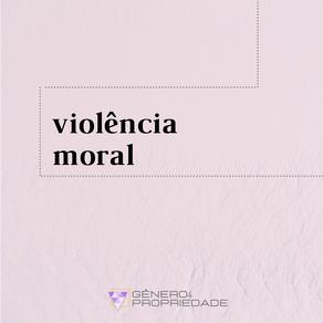 Violência moral