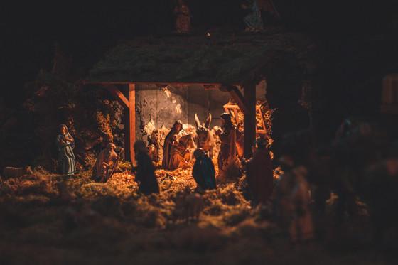 Advent-God Abiding With Us