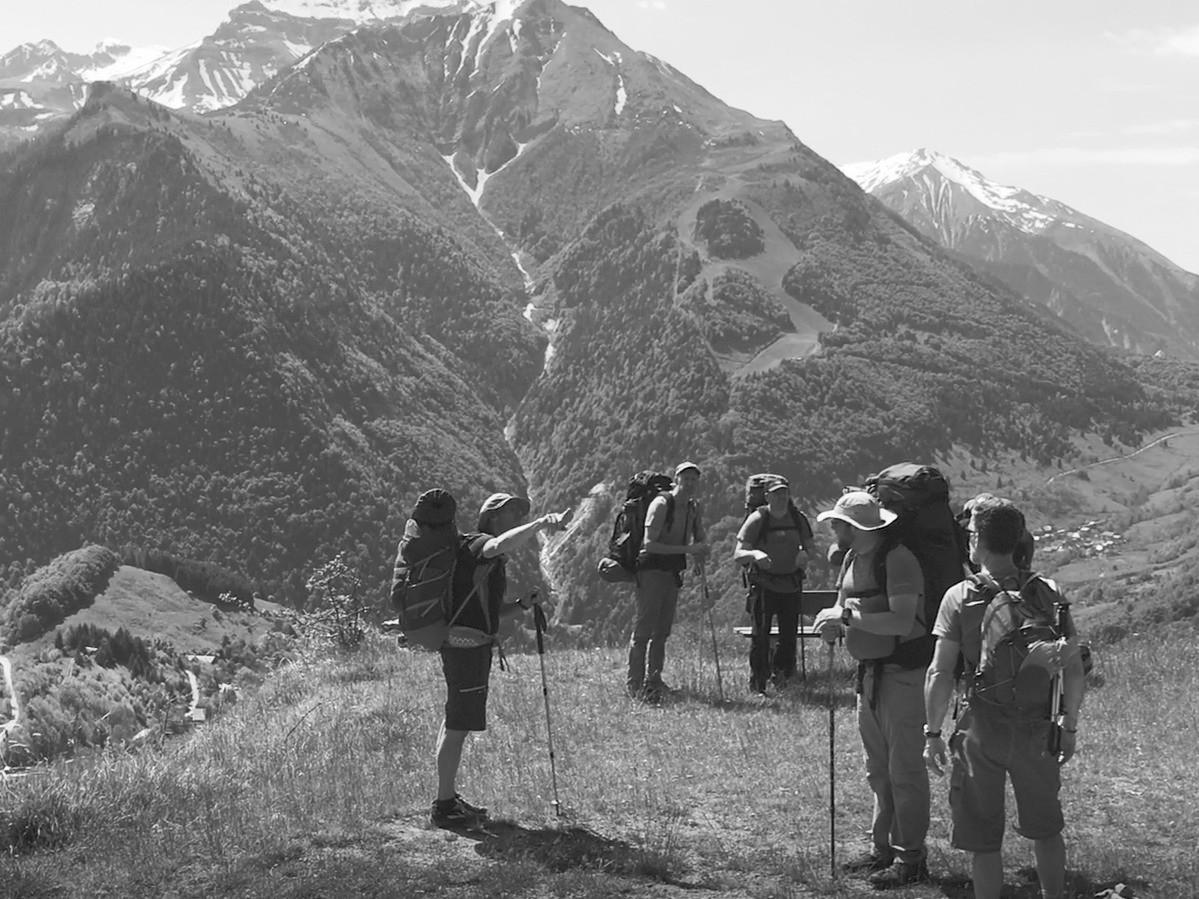 Men's Wilderness Retreat