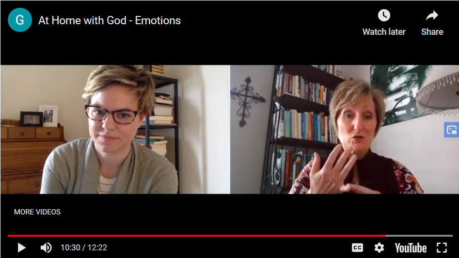 At Home with God-Emotions