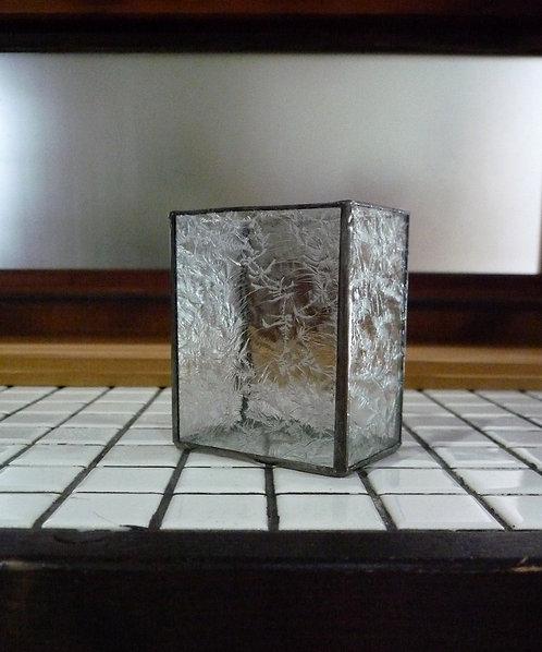結霜ガラス名刺,小物入れ