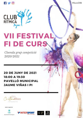 VII FESTIVAL CLUB RÍTMICA BEGUES