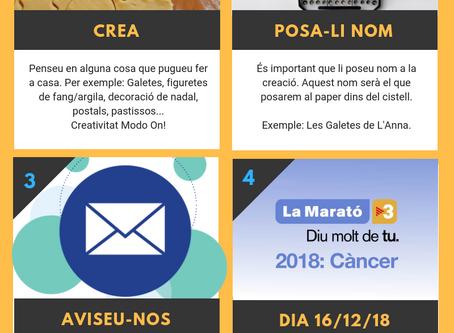 MARATÓ TV3 2018 ✨ DIU MOLT DE TU