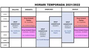 Temporada 2021/2022