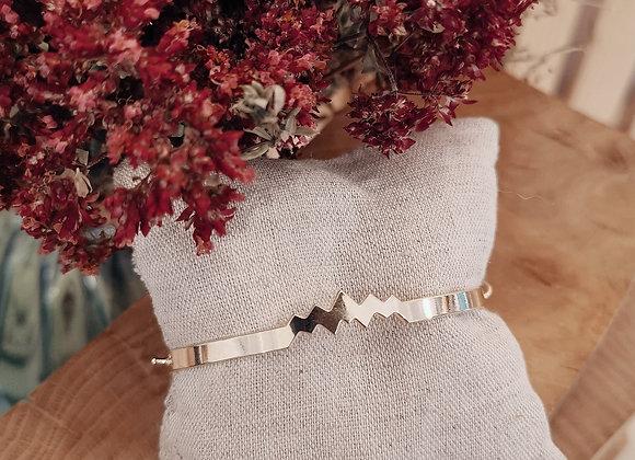 Bracelet semi rigide muria