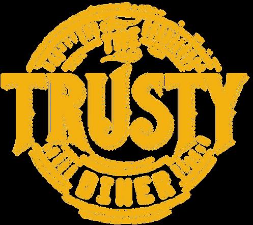Trusty Diner Logo