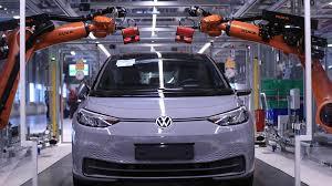 VW e-mobility