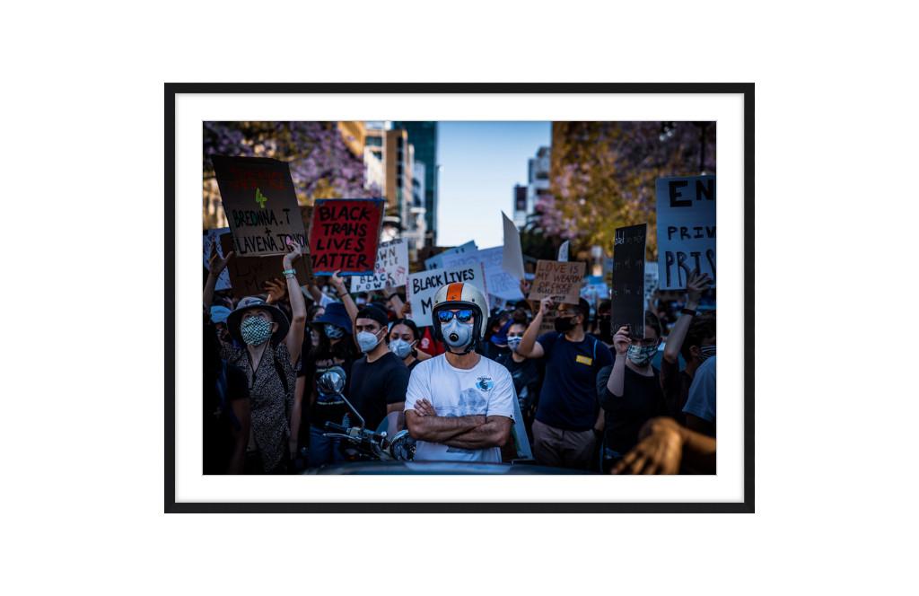 Vespa Protests