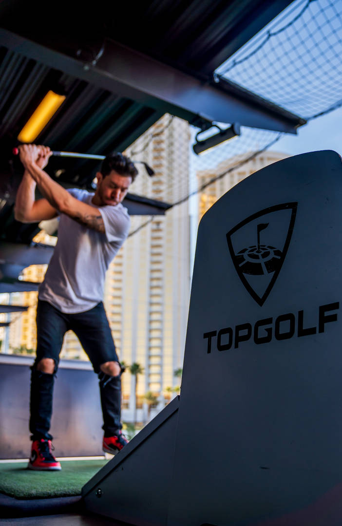 Top Golf Tony