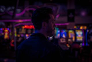 Tony's shoot - Night 1