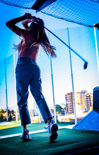Top Golf Party Vegas