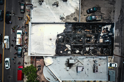 ariel shot building burnt.jpg