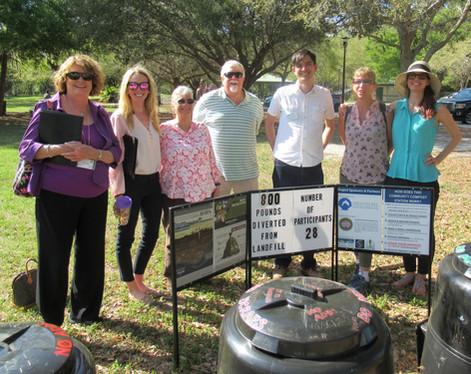 Manasota Food Action Council visiting NW