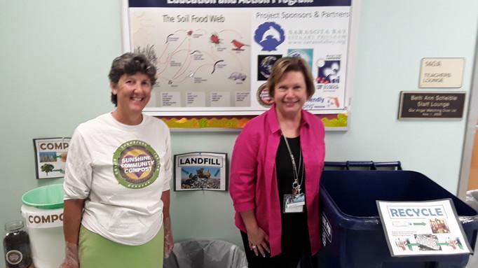 AMI Principal at zero waste station.jpg