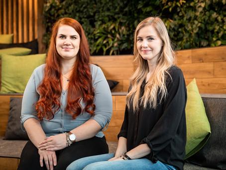 Elle-Mari Pappel and Karin Künnapas chosen as Heads of Jõhvi Coding School