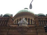 Edificio de estilo victoriano