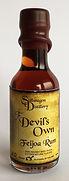Rum Rhum Ron Devil's Own Feijoa Miniature