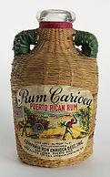 Rum Rhum Ron Carioca Miniature