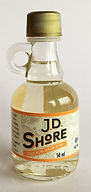 Rhum Ron Rum J.D. Shore Gold Miniature