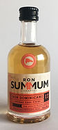 Rum Rhum Ron Summum New Cognac Cask Miniature