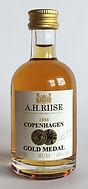 Tasting Sample A.H.Riise Copenhagen Gold Medal Rum Miniature