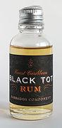 Rum Rhum Ron Black Tot Barbados Component miniature