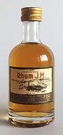 Rum Ron Rhum J.M 2002 Miniature