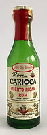 Rum Rhum Ron Carioca Light Dry Smooth Miniature