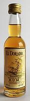 Rum Rhum Demerara El Dorado 12yo Miniature