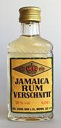 Eggers Jamaica Rum Verschnitt Miniature