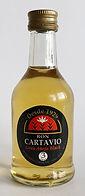 Rum Rhum Ron Cartavio Gran Anejo Black 3 Anos Miniature