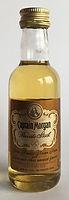 Rum Rhum Ron Captain Morgan Private Stock Ponce Miniature