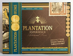 Rum Rhum Ron Plantation Experience Box