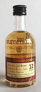 Rum Rhum Ron Summum Cognac Cask Finish Miniature