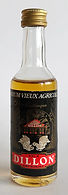Rum Rhum Ron Dillon Carte Noire Miniature