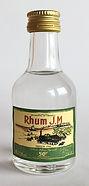 Rum Ron Rhum J.M Blanc 50 Miniature