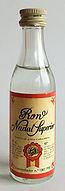 Rhum Ron Rum Nadal Superior Miniature