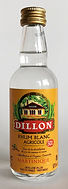 Rum Ron Rhum Dillon 50 Blanc Agricole Miniature