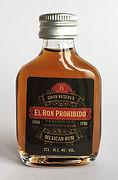 Rum & Co Tasting Sample El Ron Prohibido Gran Reserva