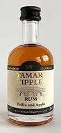 Rum Rhum Ron Tamar Tipple Toffee and Apple  Miniature