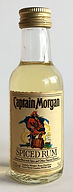 Rum Rhum Ron Captain Morgan Spiced Gold Miniature