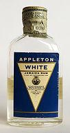 Rum Rhum Ron Appleton Estate White Miniature