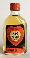 Rum Rhum Ron Red Heart Miniature