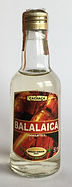 Cachaca Balalaica Miniature