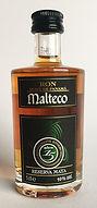 Rum Rhum Ron Malteco Reserva Maya 15 Aňos Miniature