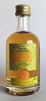 Rum Rhum Ron HSE Agricole Miniature