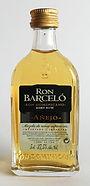 Rum Rhum Ron Barceló Anejo Miniature